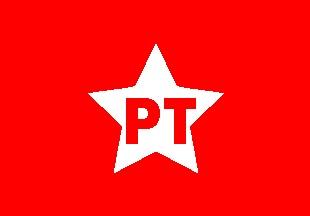 Simbolo do PT