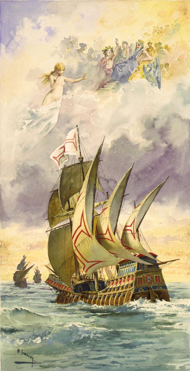 Nau de Vasco da Gama
