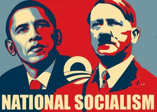 Obama e Hitler