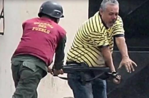 Repressão comunista na Venezuela
