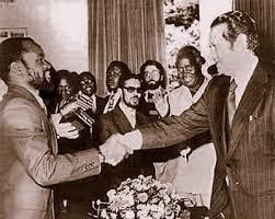 Soares e Machel