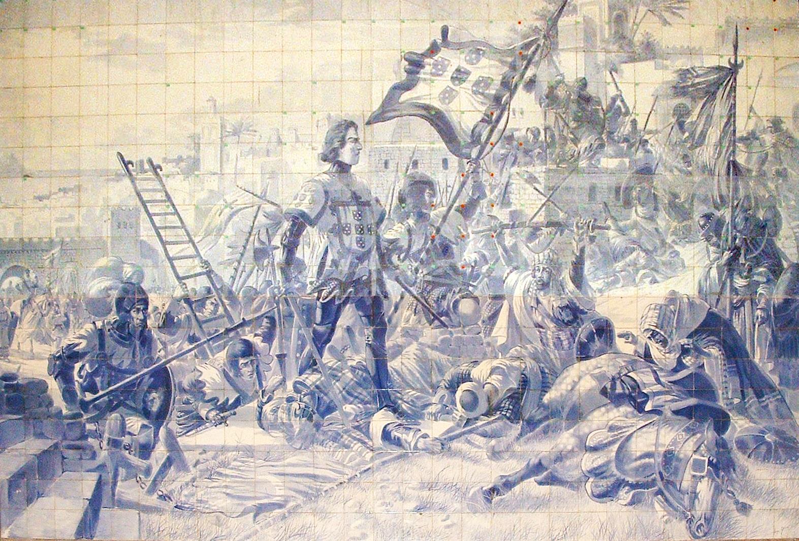 Conquista de Ceuta - 600 anos