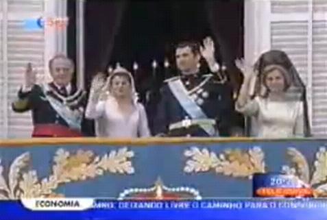 Familia Real Espanhola