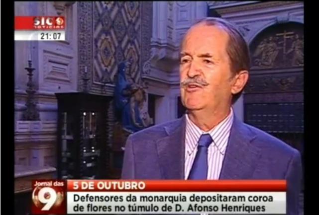 Dom Duarte - SIC, 5-10-2011