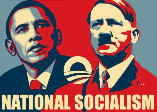 Obama & Hitler