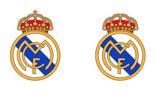 Real Madrid sem cruz