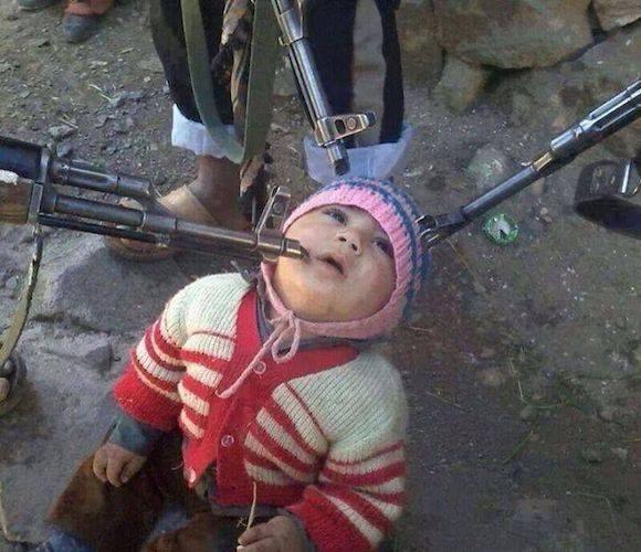 Muçulmanos assassinam crianças